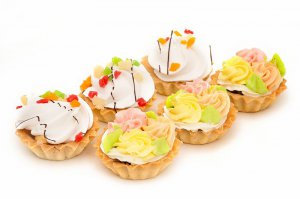 Набор пирожных «Корзиночки Фуршетные»