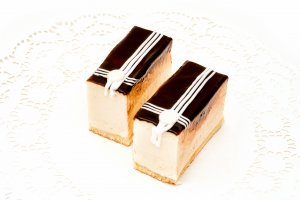 Пирожное «Бисквитное с суфле»