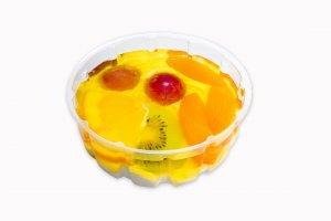 Пирожное «Десерт» с фруктами